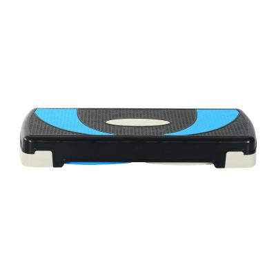 HomCom Step de Aeróbic para Fitness Tabla Plataforma Altura Regulable 3 Niveles Carga 150kg