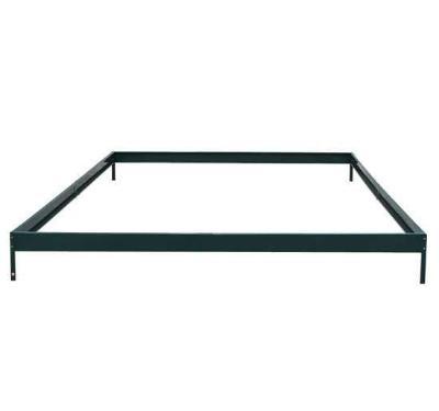 Outsunny Base para Invernadero Verde Acero 248x308cm